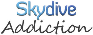 Skydive Addiction logo
